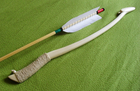 Here s the atlatl i ve just completed it s a european style